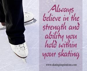 Figure Skating Inspiration Motivation
