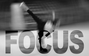 Focus Figure Skating Spiral